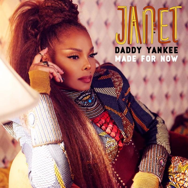 Janet Jackson Y Daddy Yankee Estrenan Una Canción