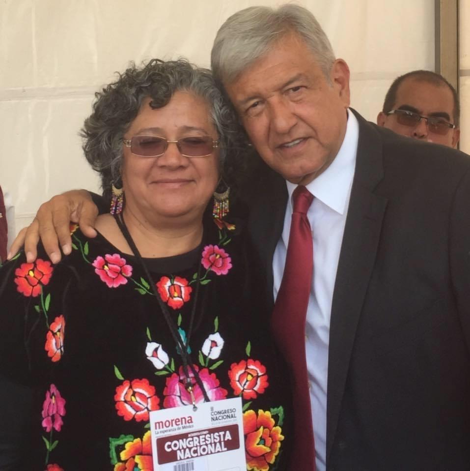 Reconoce morena derecho a la participación política de los inmigrantes mexicanos, asegura Martha García Alvarado