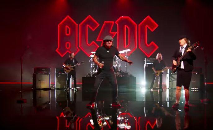 AC/DC nos da una dosis de rock mientras despedimos al gran Eddie Van Halen