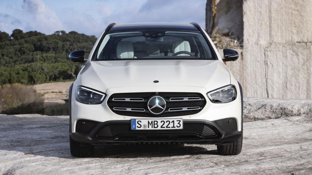 Prueba: Mercedes Benz Clase E 450 Wagon del 2021, se distingue por su diseño
