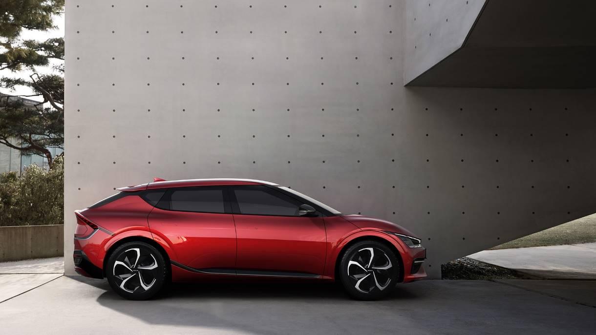 El nuevo Kia EV6 aporta una gran autonomía al mercado de los SUV's