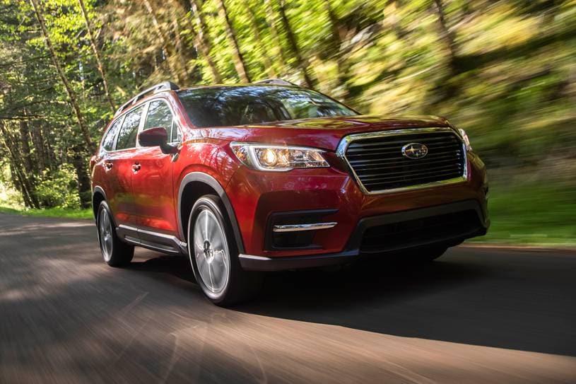 Prueba: Subaru Ascent del 2021, con la marcada fiabilidad de la marca