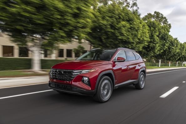 Hyundai renueva el Tucson del 2022,con un distintivo toque demodernidad
