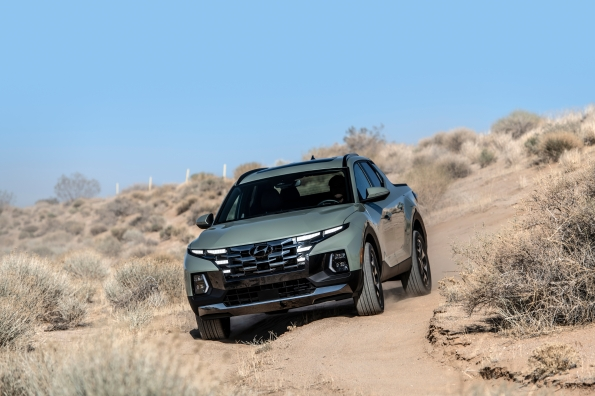 Hyundai da a conocer el nuevo Santa Cruz Sport Adventure