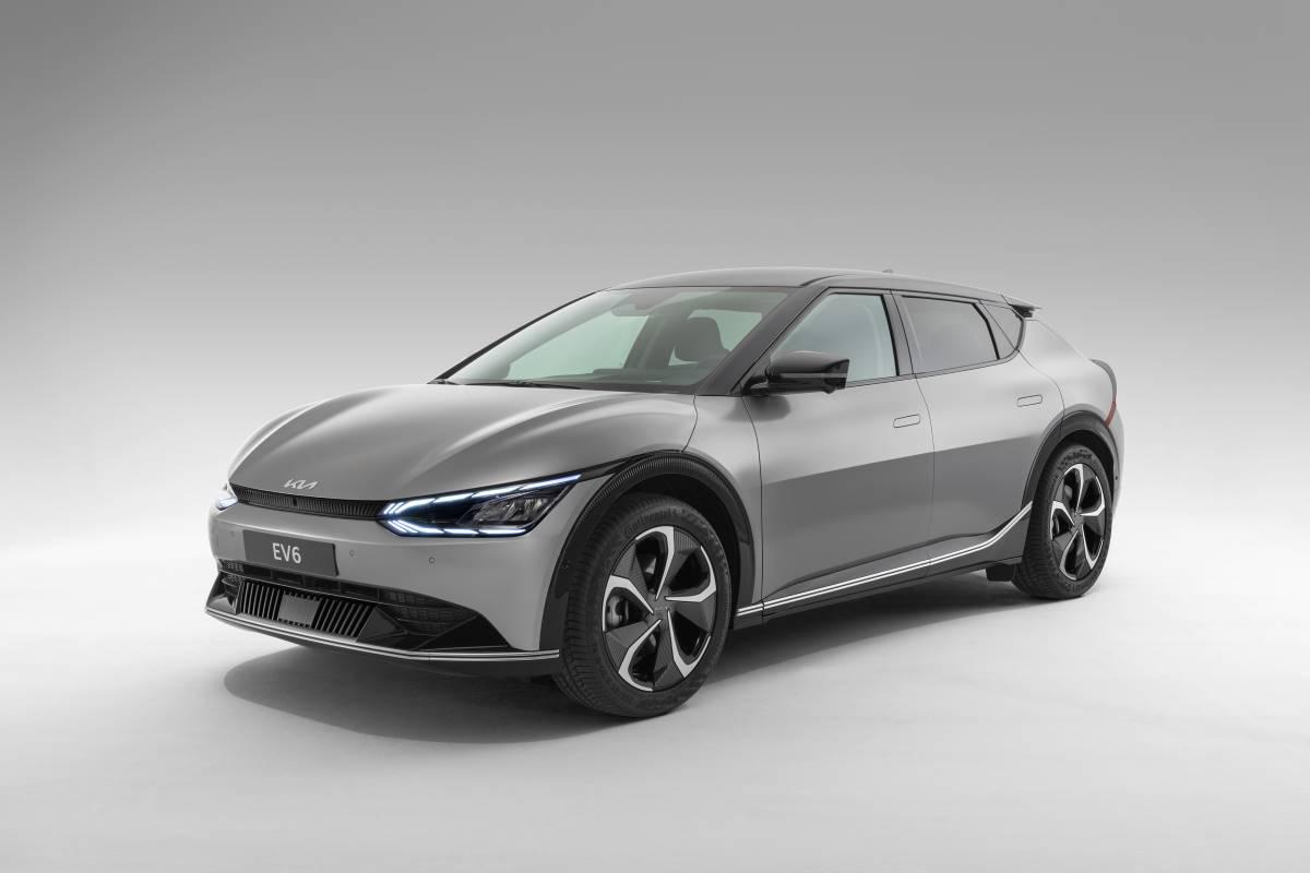 El nuevo Kia EV6 aporta al mercado de los SUV crossover una gran autonomía