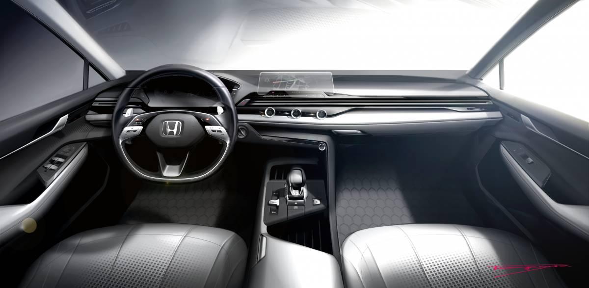 Toma forma el diseño interior de los futuros modelos de Honda