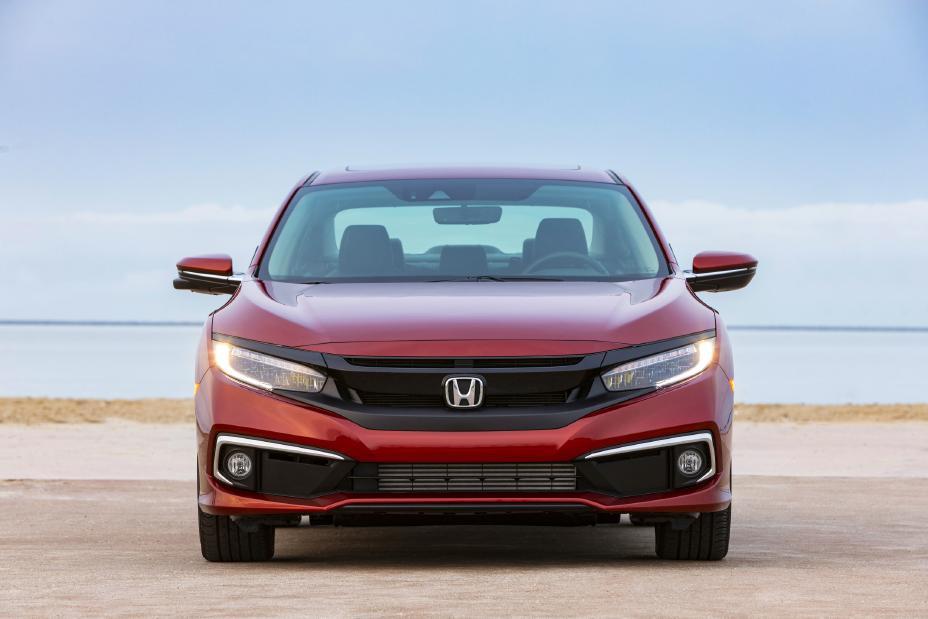 Honda le da un toque de distinción al rediseñado Civic del 2022
