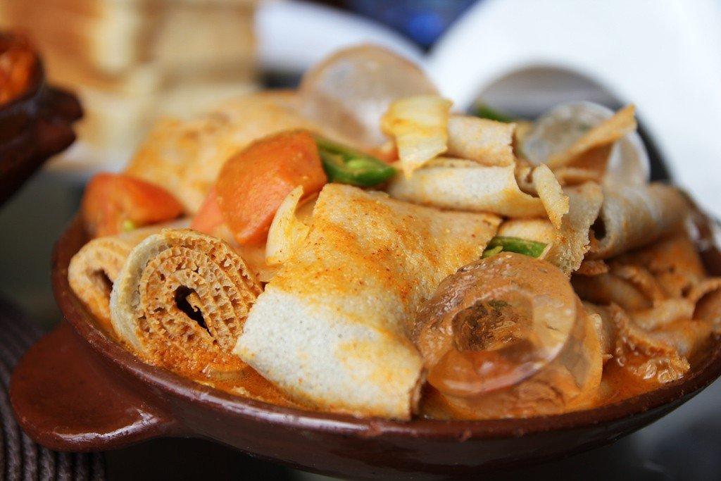 Conozca los paises con la comida mas picante ?