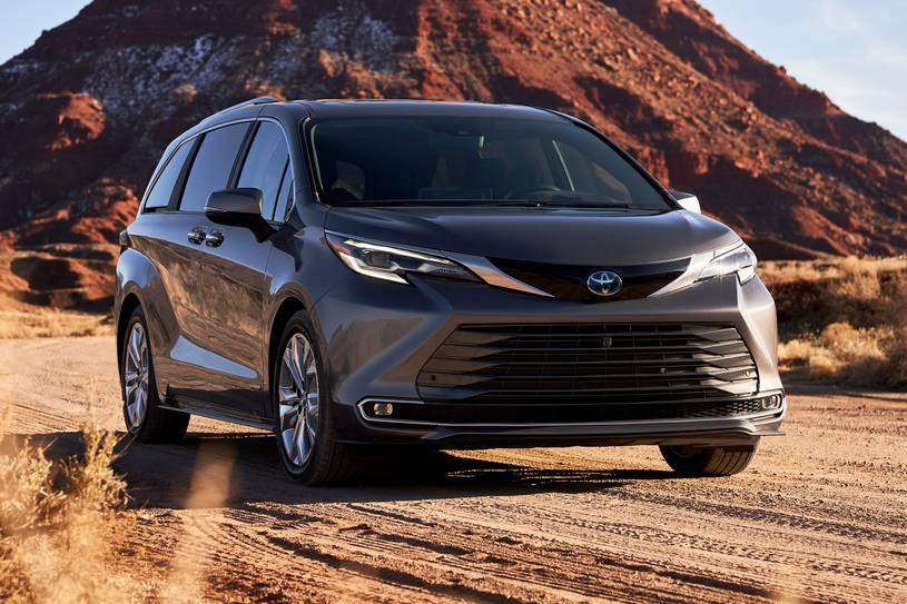 La Toyota Sienna del 2021, deleita con su afamadafiabilidad y confort