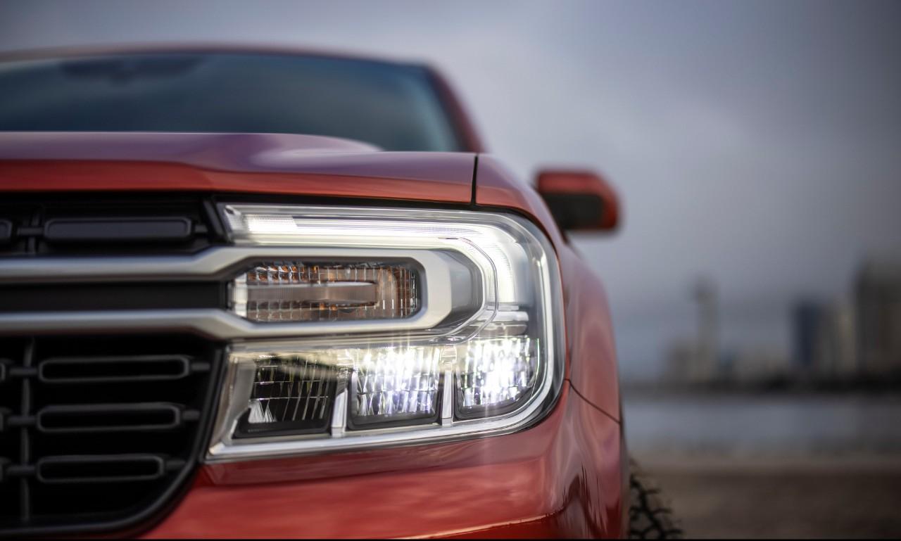 La Ford Maverick Hibrida del 2022 supera las estimaciones de economía de combustible