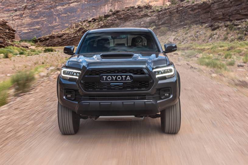 Prueba: Toyota Tacoma del 2021, con pies firmes en cualquier camino
