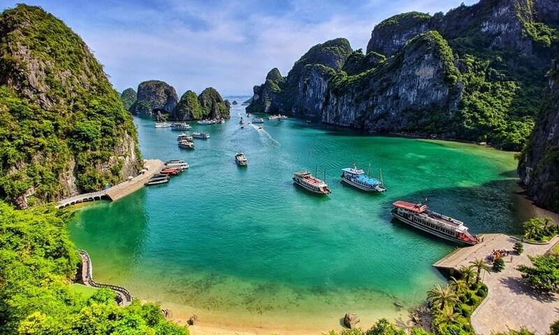 Siete memorables lugares, considerados los más bellos del mundo