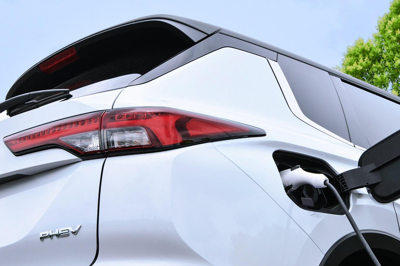 Mitsubishi lanzará un nuevo Outlander PHEV con un evolucionado sistema PHEV