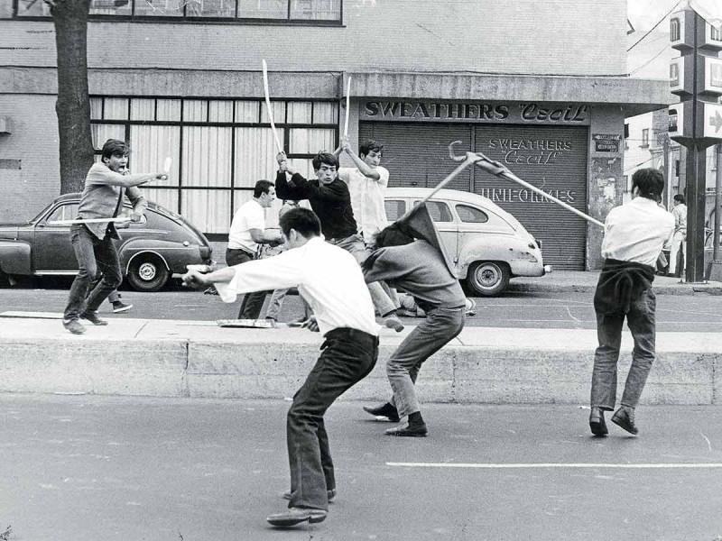 México, una justicia selectiva y represiva