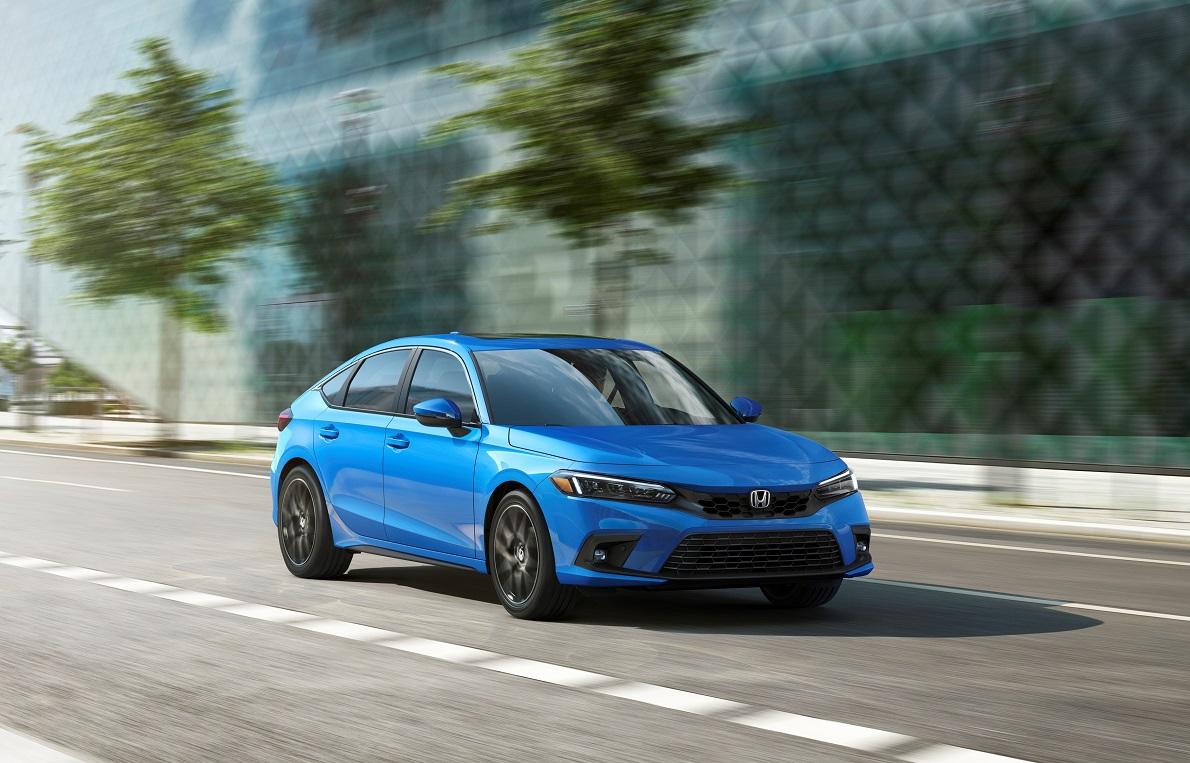 El Honda Civic Hatchback del 2022 sale a la venta con diseño europeo y mejorada conducción deportiva