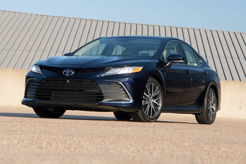 Prueba: Toyota Camry del 2021, con su clásica fiabilidad y calidad