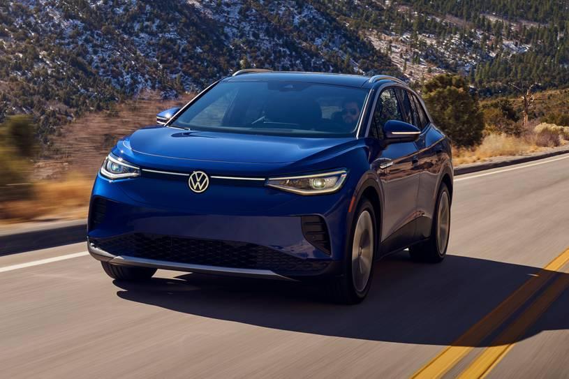 Prueba: Volkswagen I.D.4 del 2021 un vehículo eléctrico, práctico y silencioso