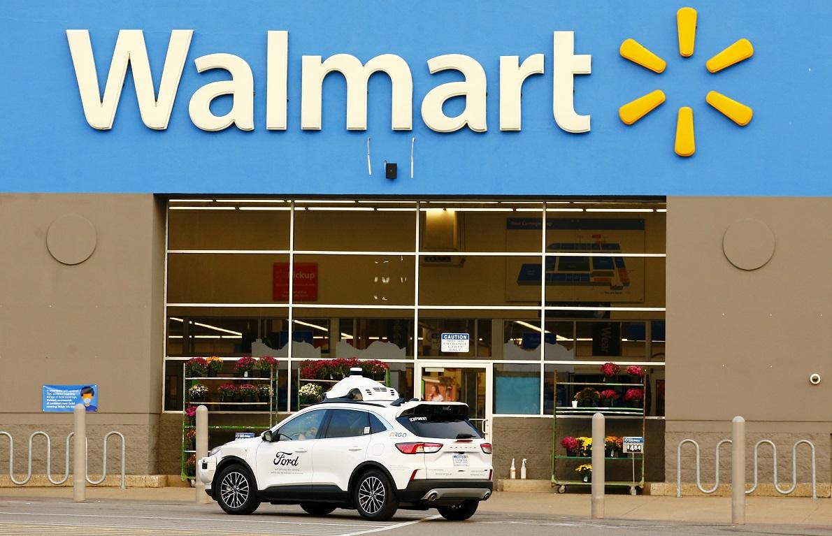 Ford, Argo AI y Walmart lanzarán el servicio de entrega de vehículos autónomos en tres ciudades de EE. UU.