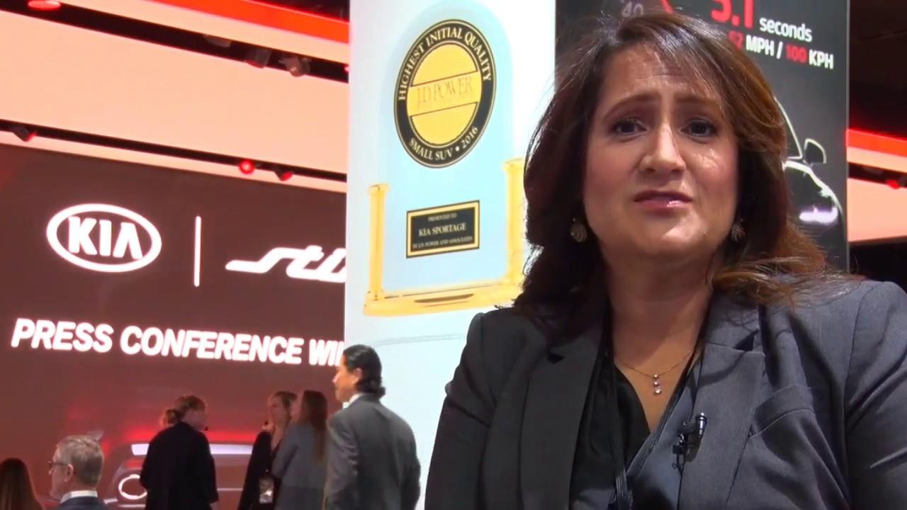 Reportaje: Candelaria Powell, Marketing Manager, National Advertising at Kia America