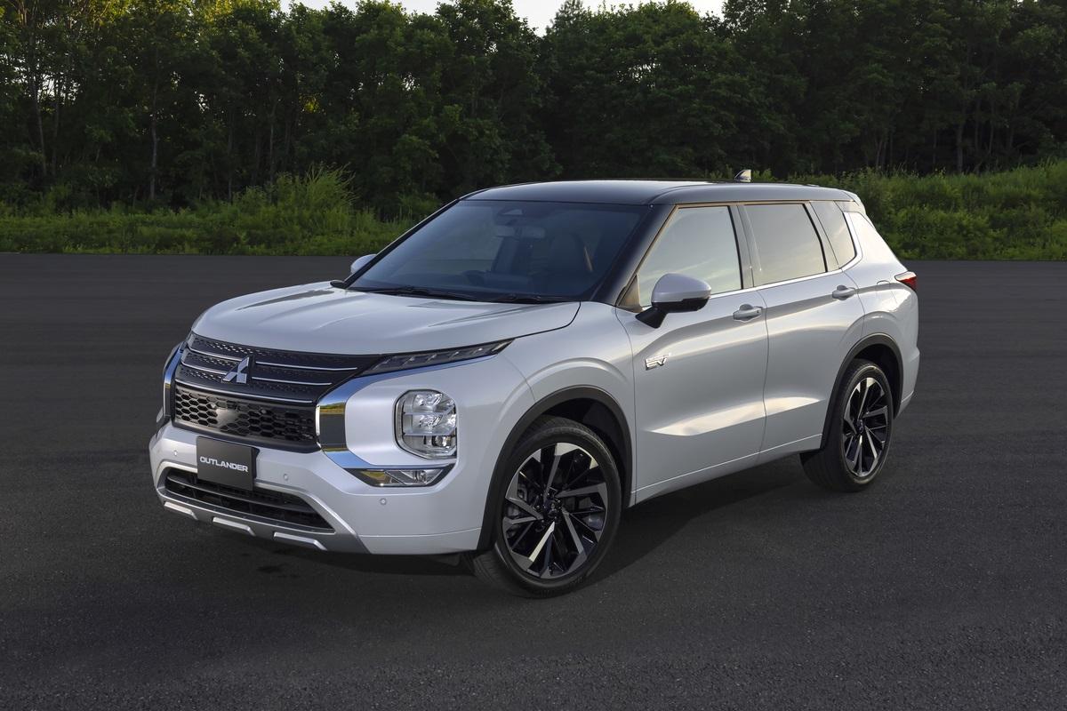 Mitsubishi Motors reveló el diseño del nuevo modelo Outlander PHEV